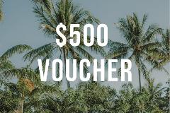Fitzroy Island Resort - Gift Voucher - $500.00