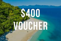 Fitzroy Island Resort - Gift Voucher - $400.00
