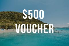 Fitzroy Island Resort - Gift Certificate - $500.00