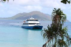Fitzroy island Fastcat Ferry - Instant Booking