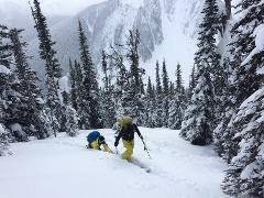 Advanced Ski Touring #2