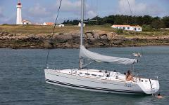 Bareboat Beneteau First 40 or Oceanis 40 for up to 12 persons