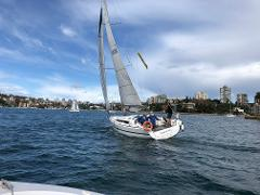 Skippered Dufour 36 for 9 persons