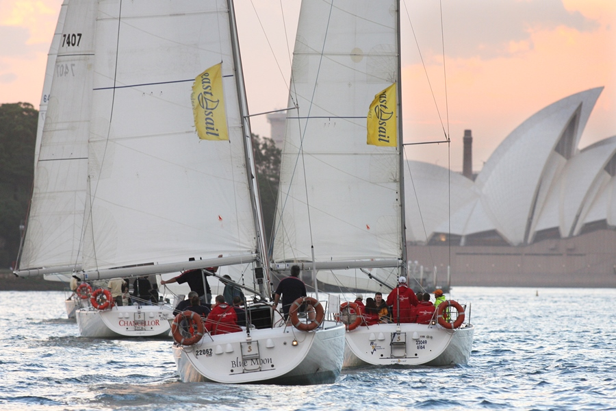 Team Building - Sydney Harbour | East Sail
