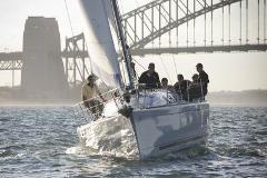 Skippered Beneteau First 40.7 for up to 15 passengers