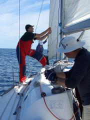 RYA Two Day / Night Live Aboard Course (Start Yachting or Competent Crew)