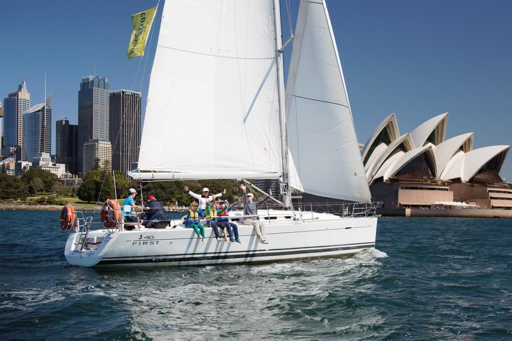Sailing Group - Sailing Experience for 90 minutes (minimum 80 to max 700 persons)