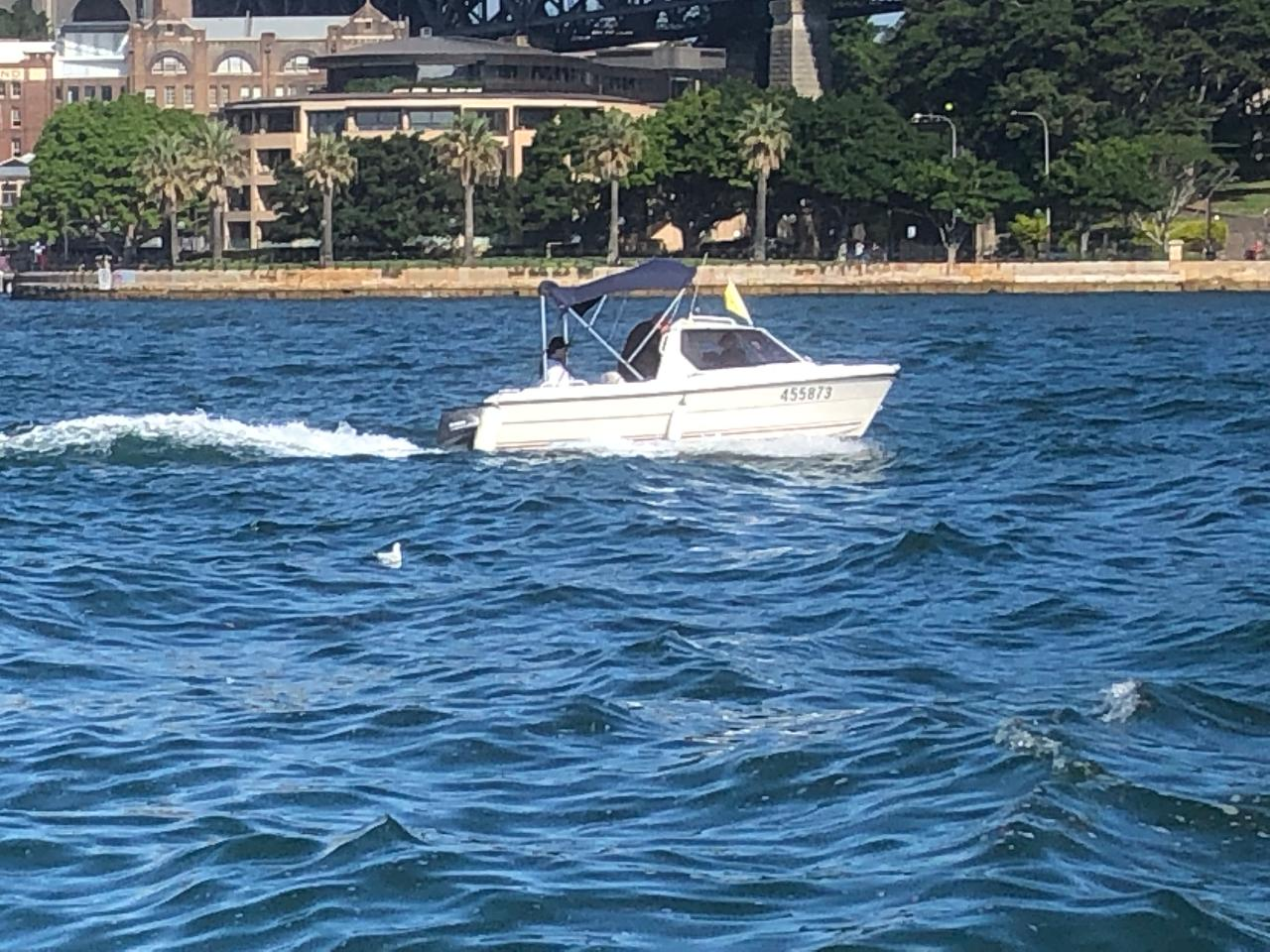 Self Drive Boat Hire Smartliner 17 No license required for up to 4 persons