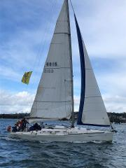 RYA Five Day / Night Live Aboard Course NSW (Competent Crew, Day and Coastal Skipper)