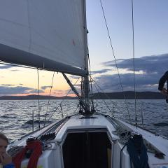 RYA 5 Day Course - Competent Crew or Day Skipper