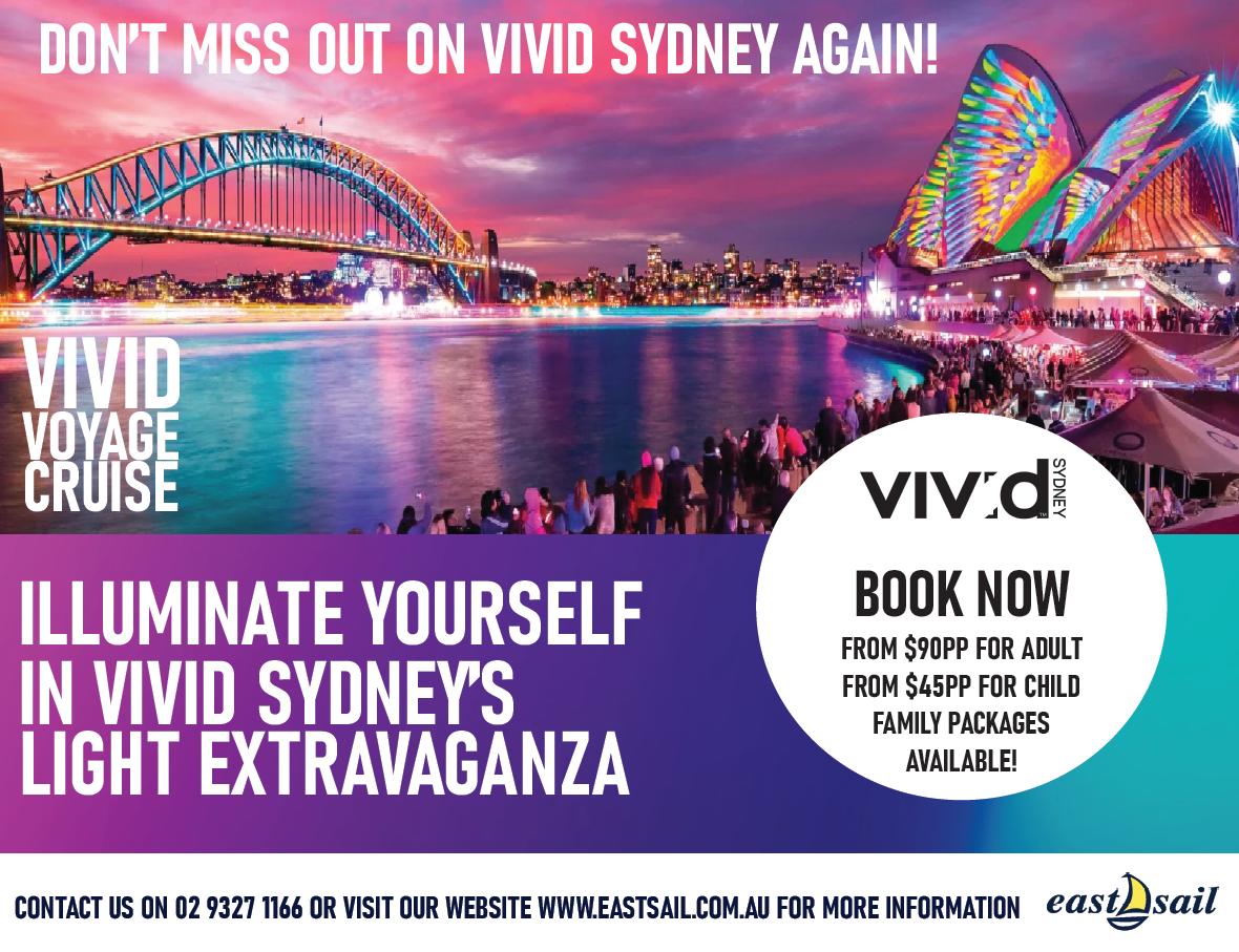 Vivid Sydney 2021 Ticket