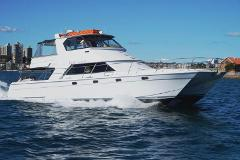 Skippered Charter MV Yarranabbe Charter for up to 49 passengers