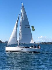 Skippered Dufour 335 for up to 9 persons