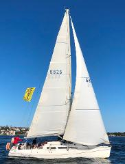 Skippered Sydney 36 for up to 11 passengers