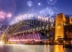 Experience - Fireworks Scheduled Cruise on New Years Eve 2020 for 1 or more persons