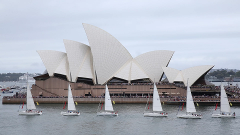 Experience - Australia Day Dancing with Sails Yacht and Tug Ballet per person 3 or 6 hours