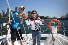 Special - Private Sailing Lessons aboard our boats