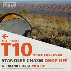TREK10 EXPRESS Trek Package - Standley Chasm Drop Off