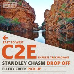 C2E EXPRESS - CHASM TO ELLERY - Standley Chasm Drop Off