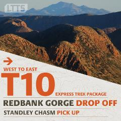 TREK10 EXPRESS Trek Package - Redbank Gorge Drop Off