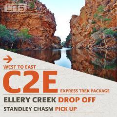 C2E EXPRESS - CHASM TO ELLERY -  Ellery Creek Drop Off
