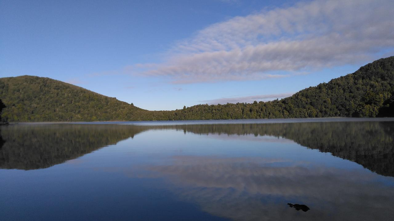 Taupo Guided Day Walk