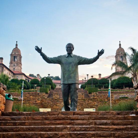 Pretoria Full Day Historical Tour