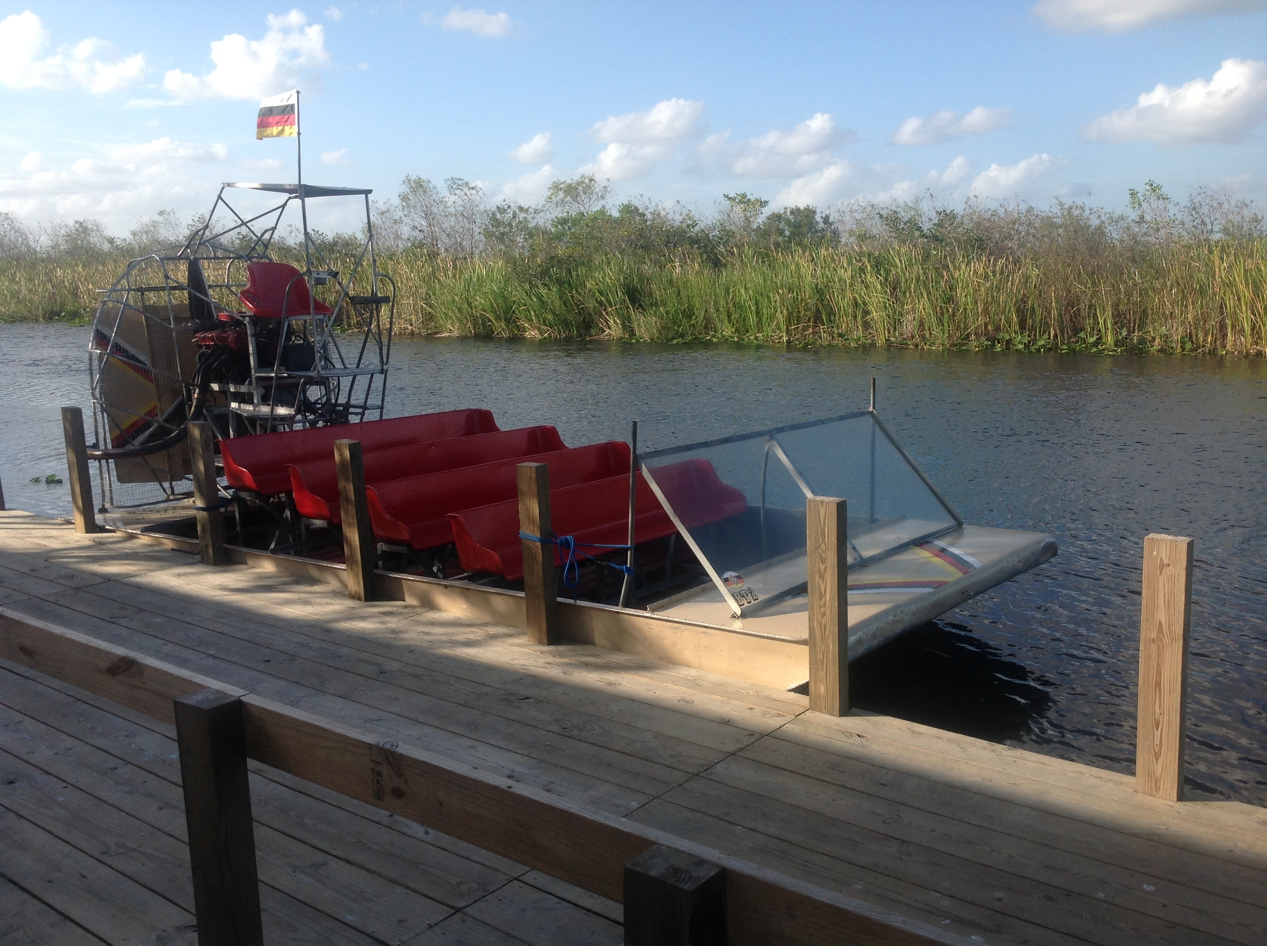 Standard Airboat Tour