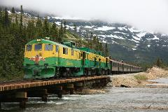White Pass Train & Klondike Highway Combo 3.5 HOUR
