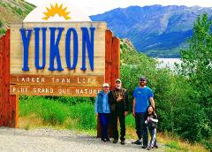 Yukoner  -  Beyond the White Pass Plus Suspension Bridge -  4 HR
