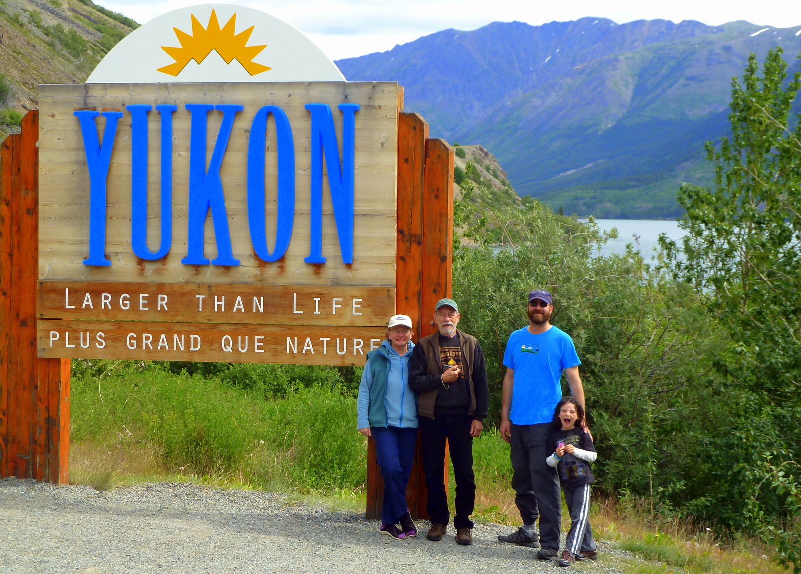 Yukoner - 3.5 HR-Beyond the White Pass