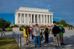 3 Hour Walking Tours of Washington DC's most famous monuments and memorials