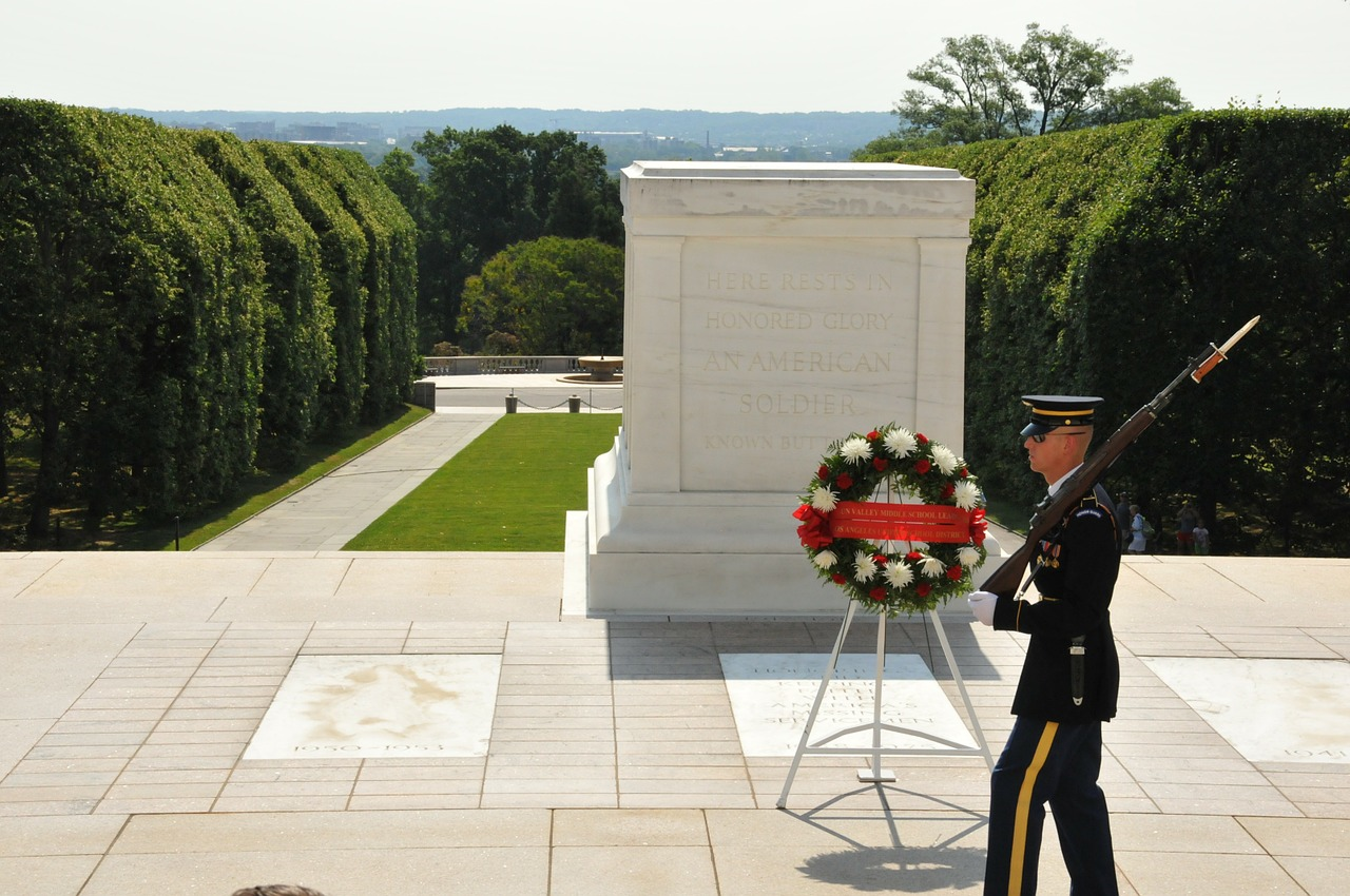 3 Hour Walking Tour of Arlington National Cemetery