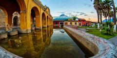 Antigua (Guatemala) to León (Nicaragua): Shared Shuttle 7AM