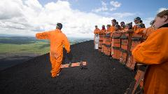 The Original Volcano Boarding Tour