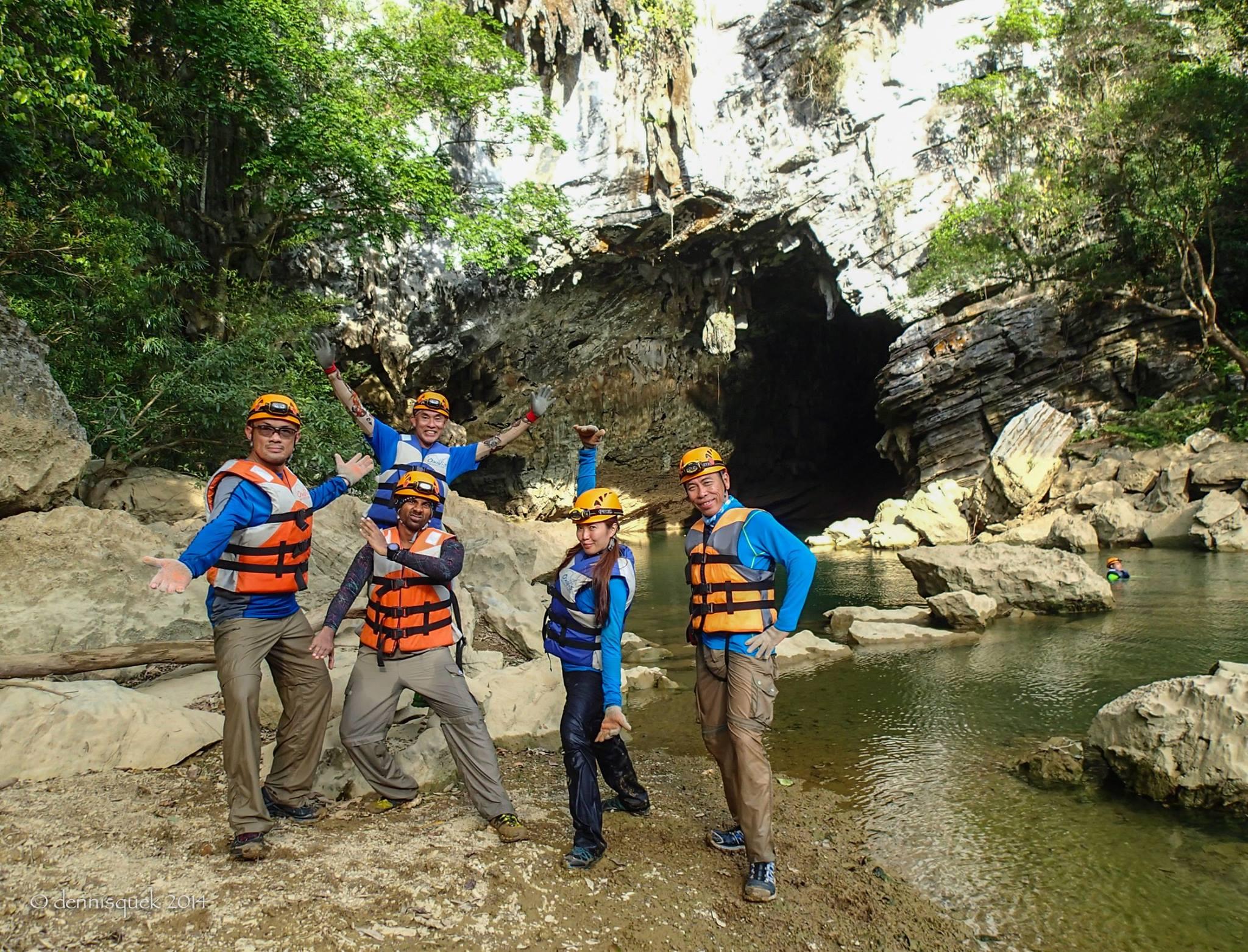 Wild Tu Lan Cave Explorer (3 days/2 nights)