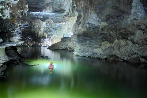 Tu Lan Cave Expedition (4D3N on tour plus 2N in Chay Lap Farmstay)