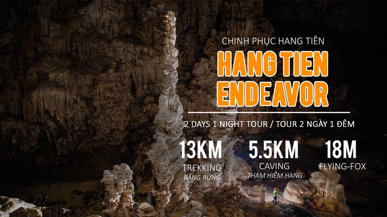 Hang Tien Endeavor 2 Days