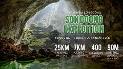Son Doong Expedition 4 Days
