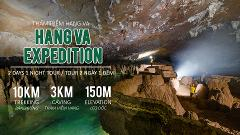 Hang Va Expedition (2 days/1 night)