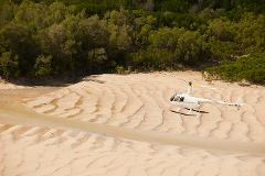45 minute Broome Creek to Coast Scenic Helicopter Flight