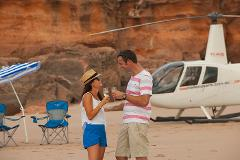 For Someone Special Scenic Helicopter Flight & Beach Picnic ex Broome