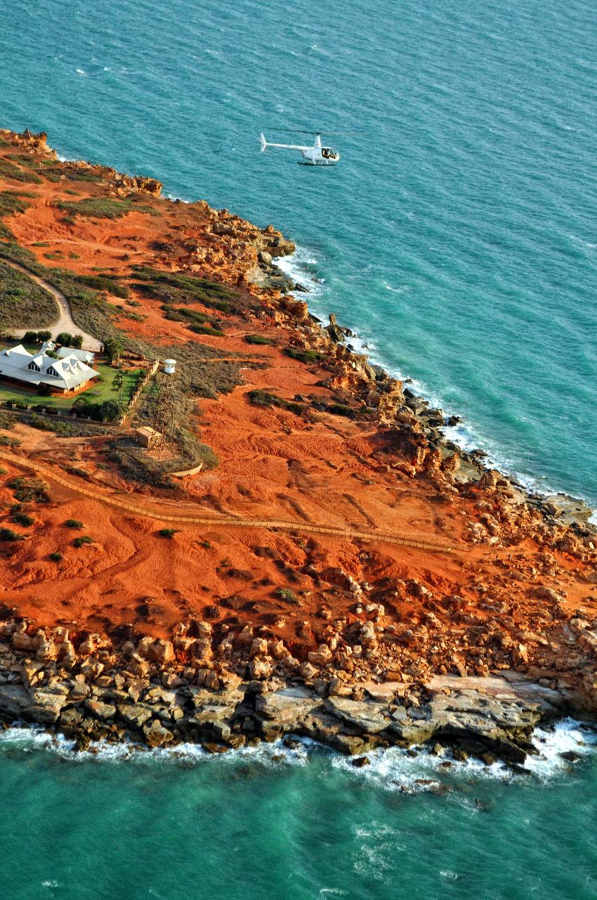 BRG 30 minute Colours of Broome Scenic Helicopter Flight