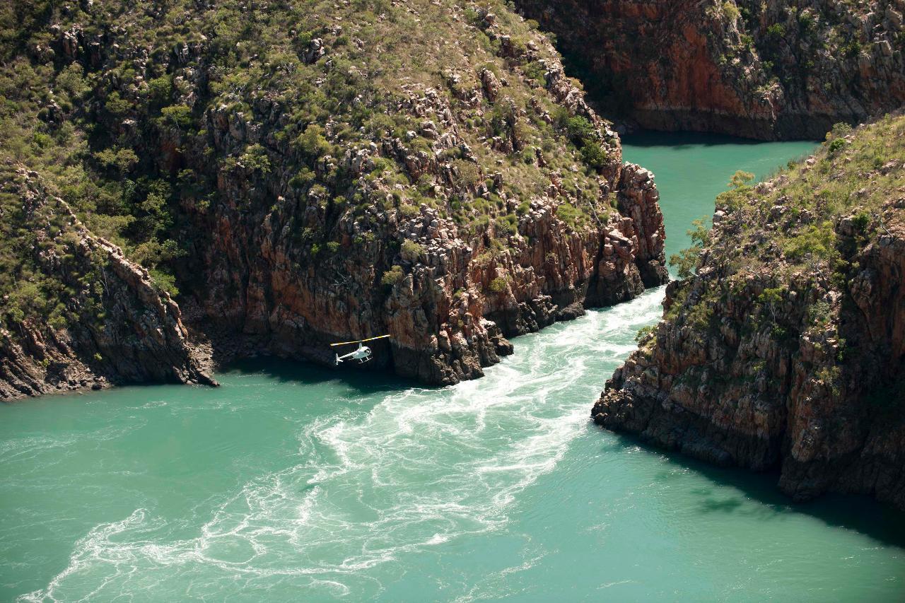 Horizontal Falls Highlights ex Broome