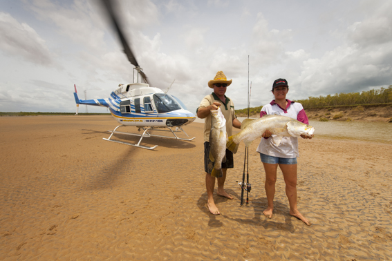 Derby Guided Helifishing