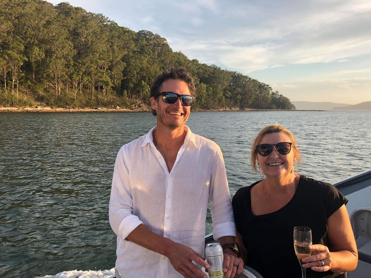 Broken Bay Twilight Cruise