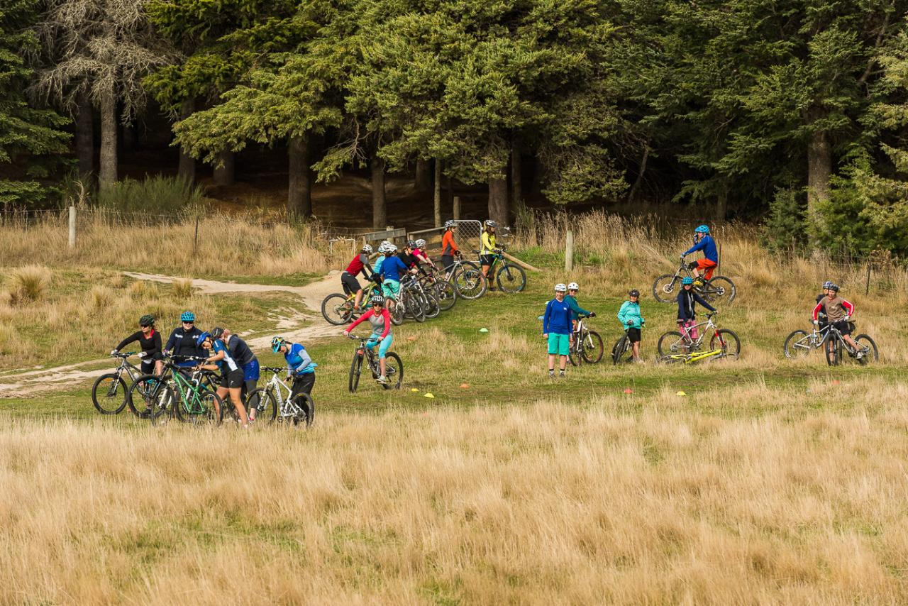 Bike Skills- 5 week course- Wanaka