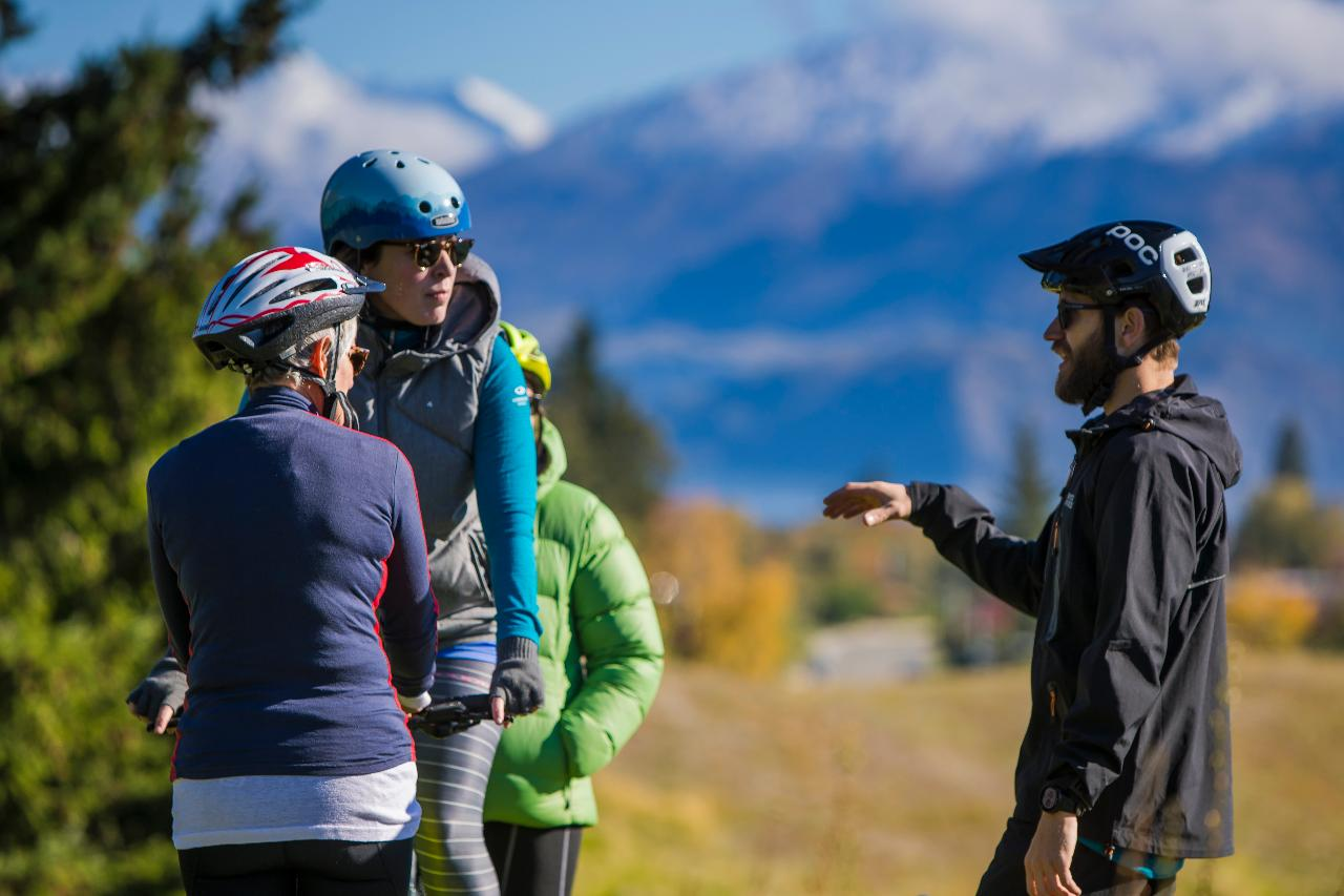-Private Introduction to Mountain Bike Skills