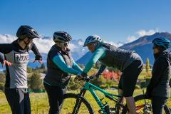 Women's MTB Skills- weekly sessions- Wanaka
