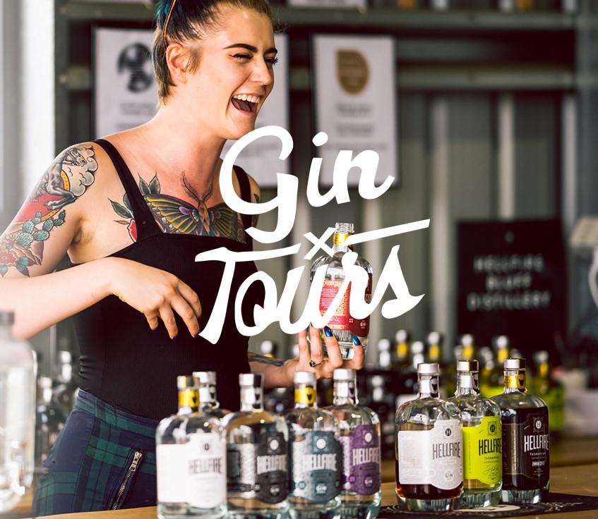 Tasmanian Boutique Gin Tour